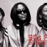 【洋楽】90年代おすすめ女性R&Bシンガー25選