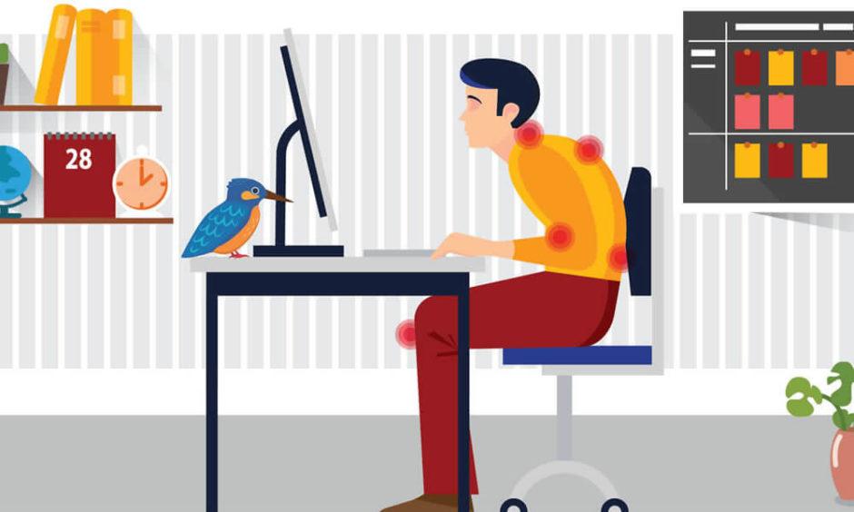 パソコン作業で疲れてない?VDT症候群かも。原因を知り対策を《おすすめグッズ5選》