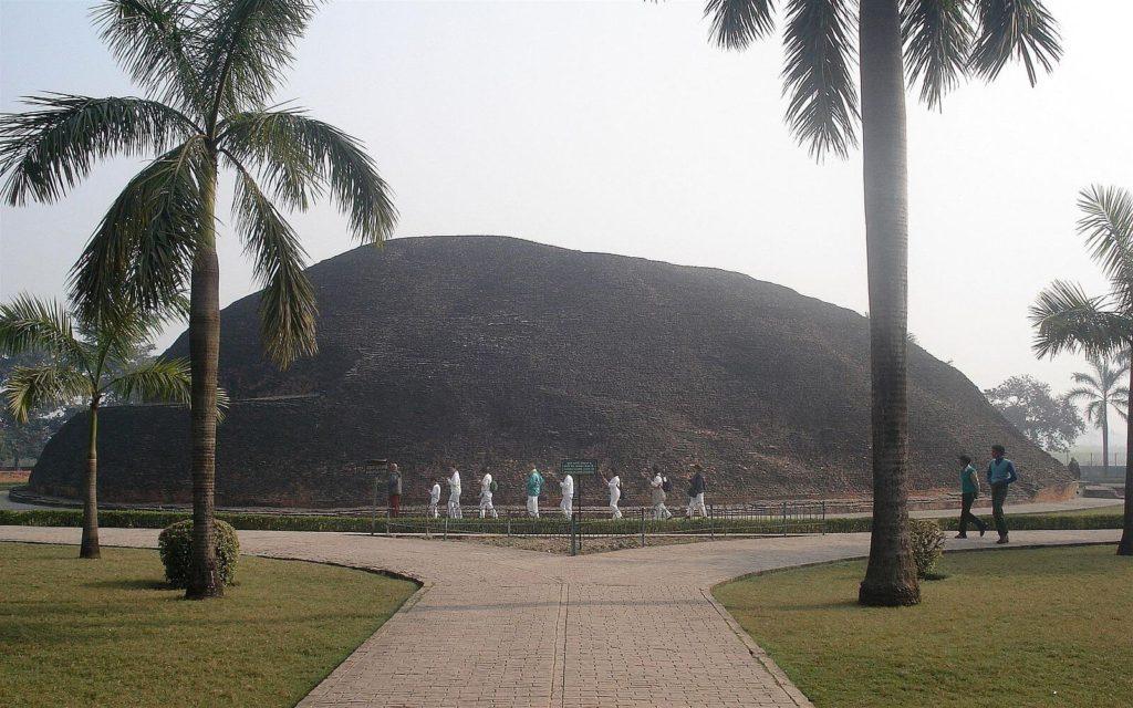 仏教4大聖地クシナガラ
