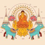 仏教の聖地とは?ブッダを巡る4大聖地・8大聖地エピソード