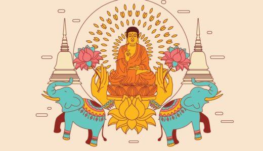 仏教の聖地とは?ブッダゆかりの4大聖地・8大聖地エピソード